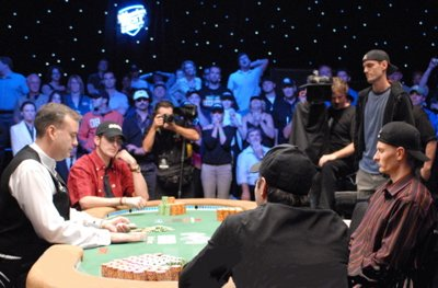 wsop final table results