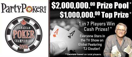 canadian poker championship