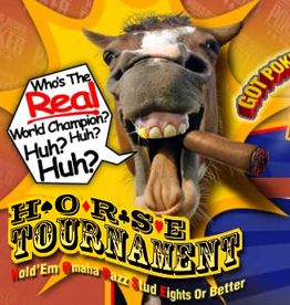 horse tournament wsop