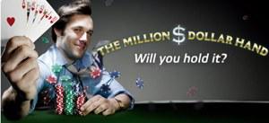 million dollar hand party poker
