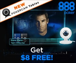 pokercam tables 888 poker