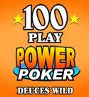 100play power deuces wild