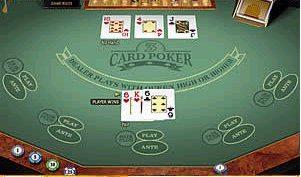 3card poker