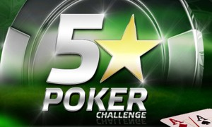 5 star poker challenge party