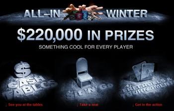 all in winter titan poker