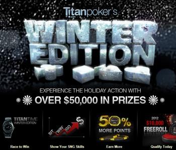 titan winter edition