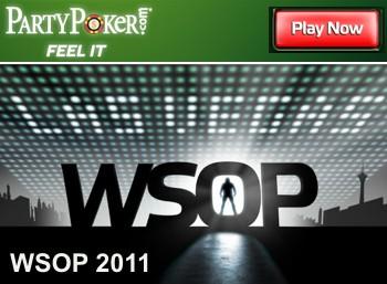 wsop 2011 party poker